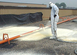 Spray Foam Roofing Spray Foam Roof Insulation Centimark