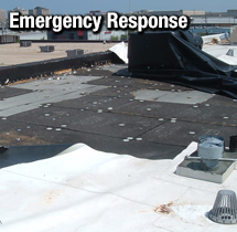 Roofing Damage Requring Emergency Services