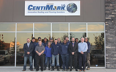 Edmonton Alberta Locations Centimark Ltd