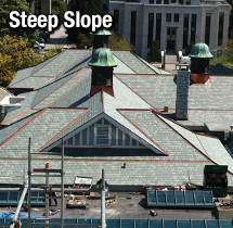 Steep Slope Roofs