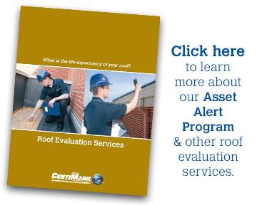 Roof Inspection Services Roof Evaluation Asset Alert